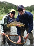 Get in contact with us by phone or email to book a trip!
