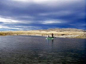 Yellowstone fishing guides, guided fly fishing trips